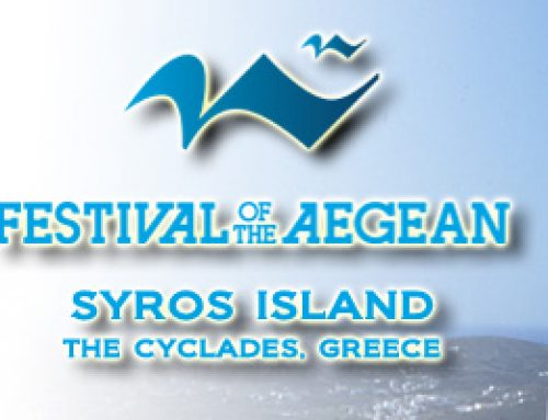 Festival of the Aegean – Syros – Friday, July 18