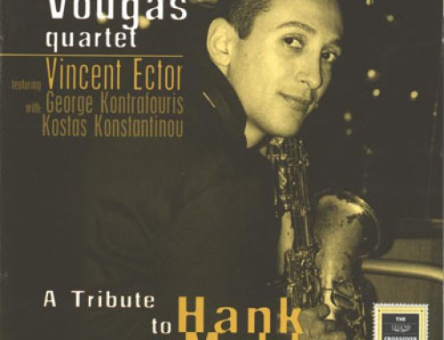 Stratos Vougas Quartet – A tribute to Hank Mobley